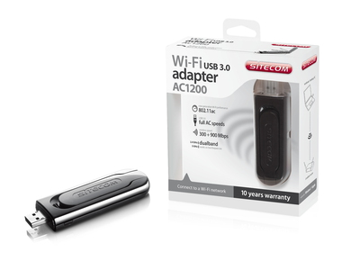 Sitecom WLA-7100 AC1200 Wi-Fi Dual-band USB Adapter