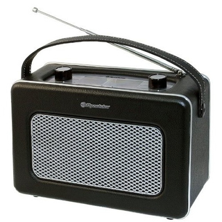 Roadstar TRA-1958 Personnel Analogique Radio portable