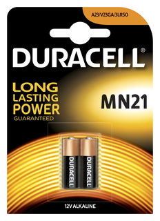 Duracell MN21 Alcaline 12V pile non-rechargeable