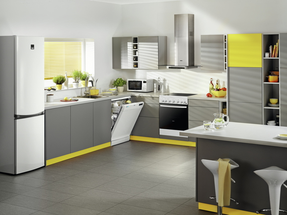zanussi combi frigo cong lateur zrb33103wa kr fel les. Black Bedroom Furniture Sets. Home Design Ideas