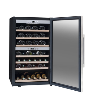 La Sommelière ECS70.2Z freestanding Thermoelectric wine cooler Black 66bottle(s) C