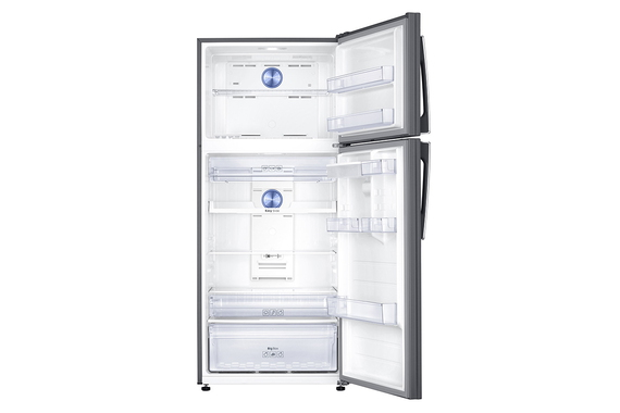 acheter le combi frigo cong lateur samsung rt53k6510sl. Black Bedroom Furniture Sets. Home Design Ideas