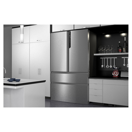 haier frigo am ricain hb25fssaaa kr fel les meilleurs prix service compris. Black Bedroom Furniture Sets. Home Design Ideas