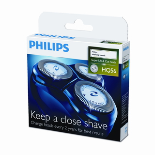 Philips Têtes de rasage HQ56/50