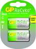 GP Batteries ReCyko+ C Hybride Nickel Metal 1.2V batterie rechargeable