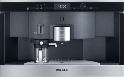 Miele machine à café encastrable CVA6431CS