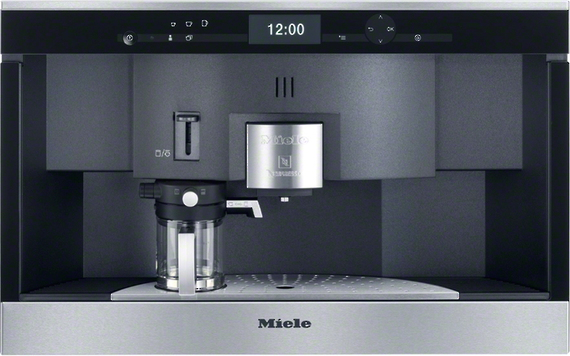 Miele machine à café encastrable CVA6431 CS