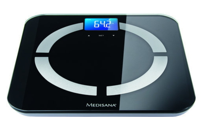 Medisana SL200 Connect Electronic personal scale Rectangle Noir