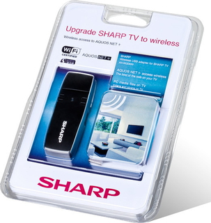 Sharp AN-WUD630 WLAN 150Mbit/s netwerkkaart & -adapter
