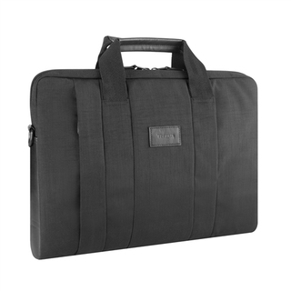 Mooie Zwarte laptoptas - City Smart laptoptas