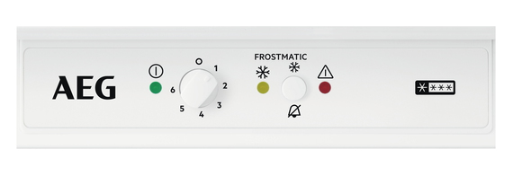 AEG Congélateur encastrable ABB66011AS FrostMatic
