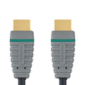 Bandridge HDMI + HDMI câble - 5m - BVL1205