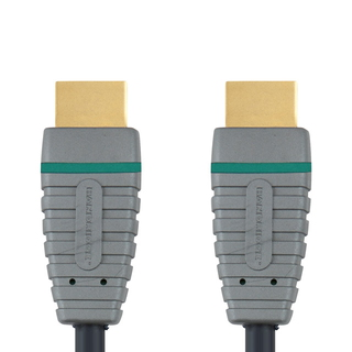 Bandridge HDMI + HDMI kabel - 5m - BVL1205
