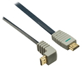 Bandridge Bandridge HDMI + HDMI câble - 2m - BVL1342