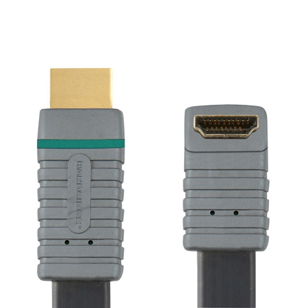 Bandridge HDMI + HDMI câble - 2m - BVL1342