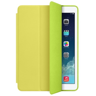 Apple Smart iPad AIr Dossier Jaune