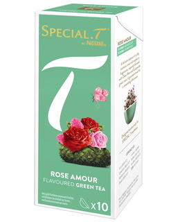 Special-T Capsules - Rose Amour