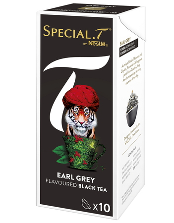 Nestlé Special. T Capsules - Earl Grey
