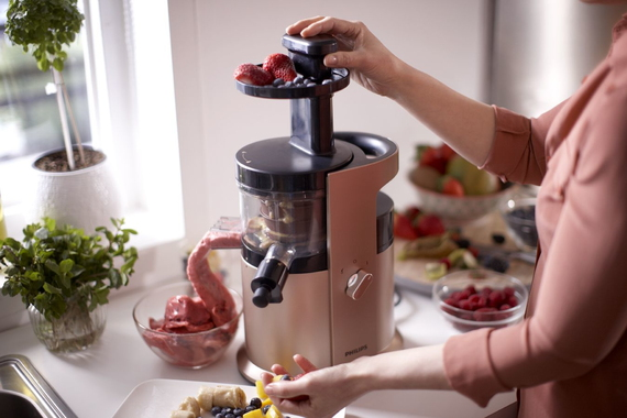 Philips Slowjuicer  HR1883/31