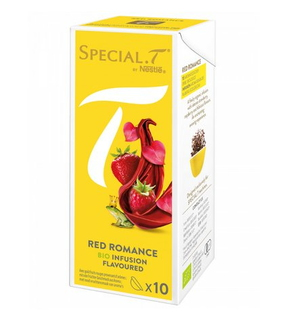 Nestlé Special-T Capsules - Red Romance
