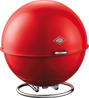 Wesco Broodtrommel - Superball - Red