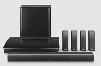 Bose Lifestyle 650 Home Cinema-systeem