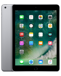 "iPad (2017) 9,7"" 128 GB Wi-Fi Spacegrijs"