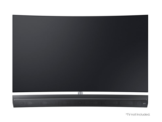 Samsung Soundbar HW-MS6500 - 3.0 kanalen - Curved