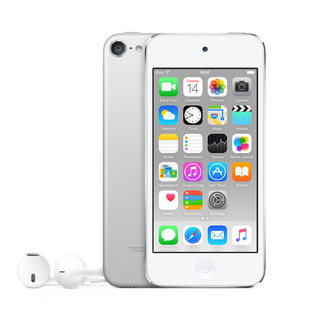 Apple iPod touch 16GB MP4-speler 16GB Zilver