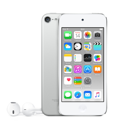 Apple iPod touch 32GB MP4-speler 32GB Zilver
