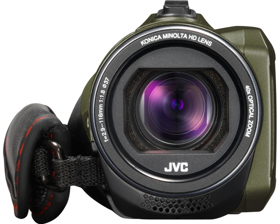 GZ-R435 Handcamcorder Camouflage