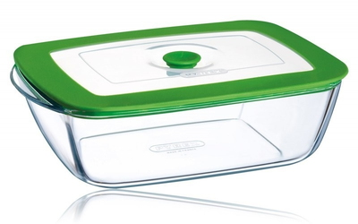Pyrex Plat à four Cook & Store Plus - 1,1L