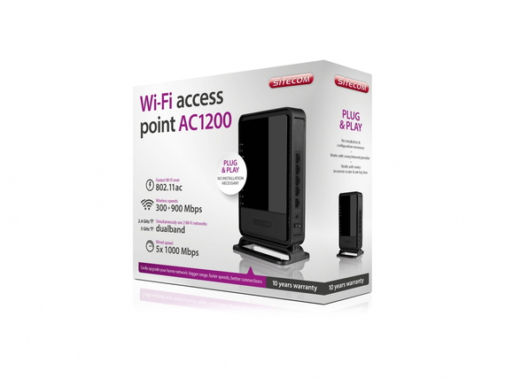WLX-7000 AC1200 Wi-Fi Dual-band Access Point