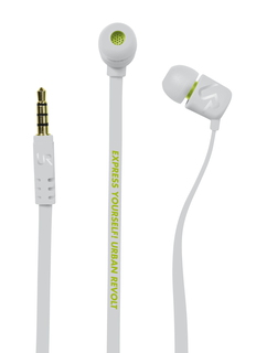 CASQUE Duga In-Ear 19882 (White)