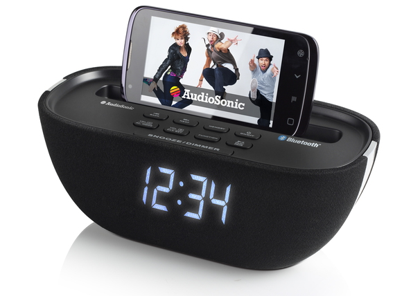 Audiosonic CL-1462 Wekkerradio