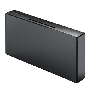 CMT-X3CD Home audio mini system 20W Noir