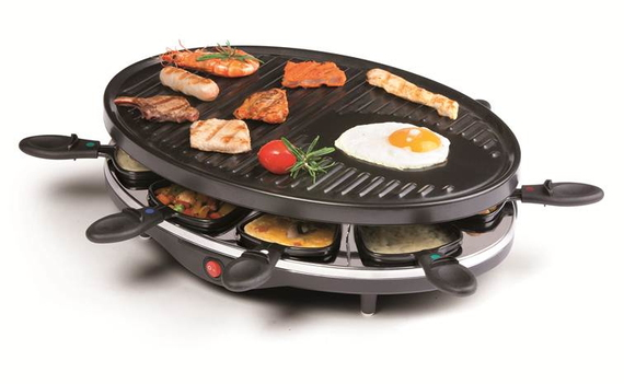 DOMO Raclette-grill DO 9038 G