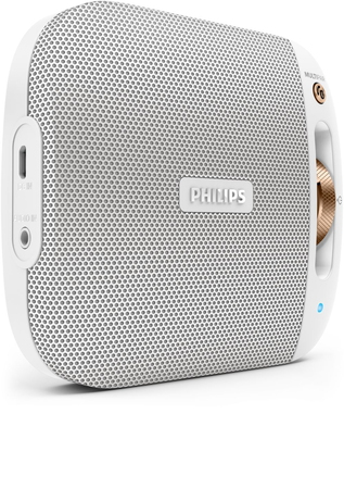 BT2600W/00 Bluetooth Speaker - Wit