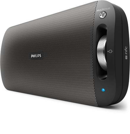BT3600B/00 Bluetooth Speaker - Zwart