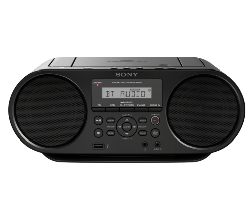 Sony ZS-RS60BT Draagbare radio CD