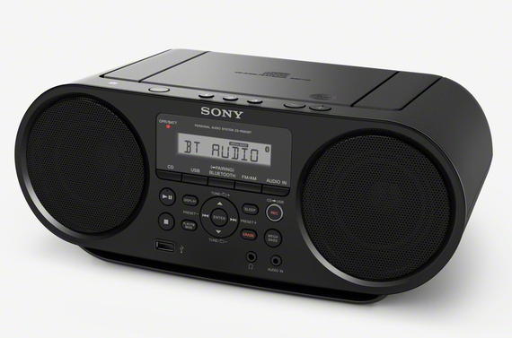 Sony ZS-RS60BT Radio CD Portable