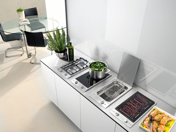Miele Friteuse encastrable CS1411F