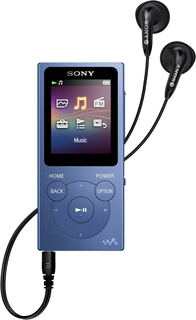 Sony Walkman NW-E394L MP4 8GB Blauw