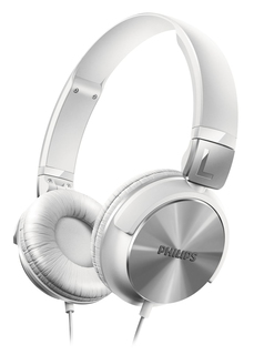 Philips SHL3160WT/00 Casque - Blanc