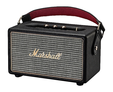 Kilburn Bluetooth Speaker - Enceinte - Noir, Or