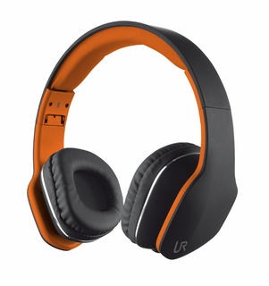 Casque 20115 - Noir, Orange