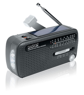 Muse MH-07 DS Portable Analogique radio