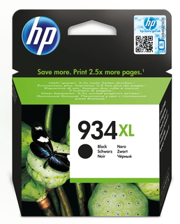 HP 934XL originele high-capacity zwarte inktcartridge