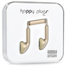 Happy Plugs Earbud Oortjes - Champagne
