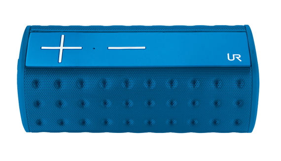 Urban Revolt Deci Bluetooth Speaker - Blauw